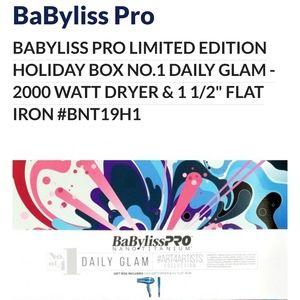 BaByliss PRO Limited Edition Holiday Box Set
